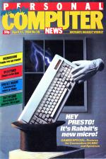 Personal Computer News #058