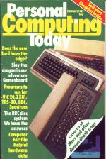 Personal Computing Today #7