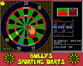 Bully's Sporting Darts Screenshot 1 (Amiga 500)