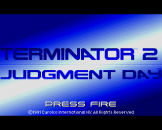 Terminator 2: Judgment Day Loading Screen For The Amiga 500/600/1200