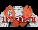 Life And Death Loading Screen For The Amiga 500