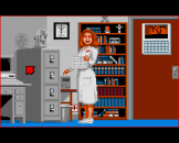 Life And Death Screenshot 2 (Amiga 500)