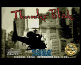 "Thunder Blade (3.5"" Disc) For The Amiga 500"