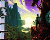 """Exile (3.5"""" Disc) For The Amiga 1200"""