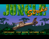 "Jungle Strike (3.5"" Disc) For The Amiga 1200"