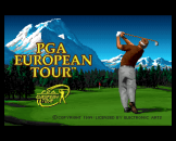 "Pga European Tour (3.5"" Disc) For The Amiga 1200"