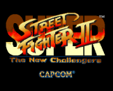 Super Street Fighter 2 The New Challengers (3.5