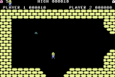 Tower Of Evil Screenshot 2 (Commodore 16/Plus 4)