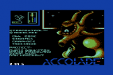 Star Control (Cassette) For The Commodore 64