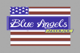 Blue Angels (Cassette) For The Commodore 64/128
