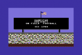 On-Field Baseball (Cassette) For The Commodore 64/128