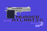 Murder On The Atlantic (US Version) (Cassette) For The Commodore 64/128