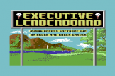 "Leader Board: Executive Edition (5.25"" Disc) For The Commodore 64/128"