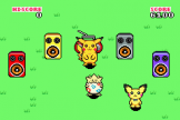 Pika Pop (e-Cards) For The Game Boy Advance