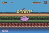 Ditto Leapfrog (ROM Cart) For The Game Boy Advance