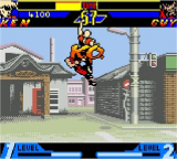 Street Fighter Alpha: Warriors' Dreams Screenshot 3 (Game Boy Color)