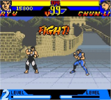 Street Fighter Alpha: Warriors' Dreams Screenshot 5 (Game Boy Color)