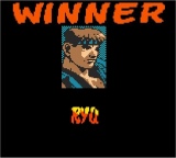 Street Fighter Alpha: Warriors' Dreams Screenshot 6 (Game Boy Color)