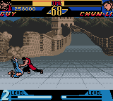 Street Fighter Alpha: Warriors' Dreams Screenshot 15 (Game Boy Color)