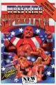 Wrestling Superstars (Cassette) For The Amstrad CPC464