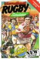 International Rugby Simulator (Cassette) For The Commodore 64/128