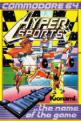 Hyper Sports (Cassette) For The Commodore 64/128