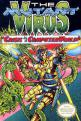 The Mutant Virus: Crisis In A Computer World (ROM Cart) For The Nintendo (US Version)