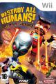 Destroy All Humans! Big Willy Unleashed (Nintendo Wii Disc) For The Nintendo Wii (EU Version)