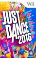 Just Dance 2016 (Nintendo Wii Disc) For The Nintendo Wii (US Version)
