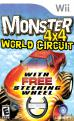Monster 4X4: World Circuit (Nintendo Wii Disc) For The Nintendo Wii (US Version)