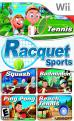 Racquet Sports (Nintendo Wii Disc) For The Nintendo Wii (US Version)