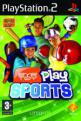 Eye Toy Play Sports (Dvd) For The PlayStation 2 (EU Version)