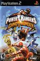 Power Rangers: Dino Thunder (Dvd) For The PlayStation 2 (US Version)