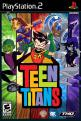 Teen Titans (Dvd) For The PlayStation 2 (US Version)