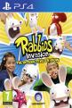 Rabbids Invasion (Blu-Ray) For The PlayStation 4 (EU Version)
