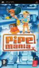 Pipe Mania (EU Version) (Umd Disc) For The PlayStation Portable