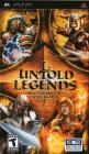 Untold Legends: Brotherhood Of The Blade (US Version) (Umd Disc) For The PlayStation Portable
