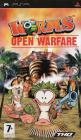 Worms: Open Warfare (EU Version) (Umd Disc) For The PlayStation Portable