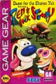 Ren Hoek And Stimpy: Quest For The Shaven Yak (ROM Cart) For The Sega Game Gear (US Version)
