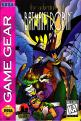 The Adventures Of Batman And Robin (ROM Cart) For The Sega Game Gear (US Version)