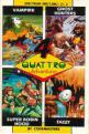 Quattro Adventure (Cassette) For The Spectrum 48K/128K/+2/+3