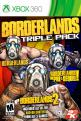 Borderlands Triple Pack (Dvd) For The Xbox 360 (US Version)