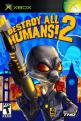 Destroy All Humans! 2 (Dvd) For The Xbox (US Version)
