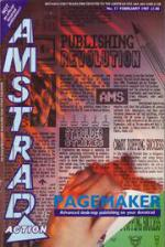 Amstrad Action #17