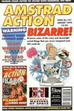 Amstrad Action #107