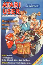 Atari User #34