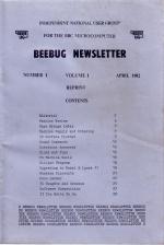 Beebug #1