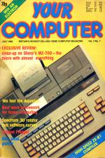 Your Computer 3.07
