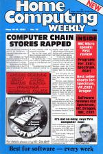 Home Computing Weekly #10
