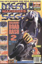 Mean Machines Sega #2